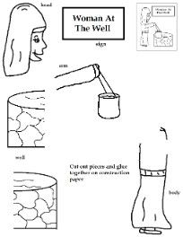 Best 25+ The woman at the well craft ideas on Pinterest