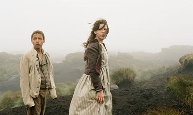 Wuthering Heights (2011) with James Howson, Kaya Scodelario