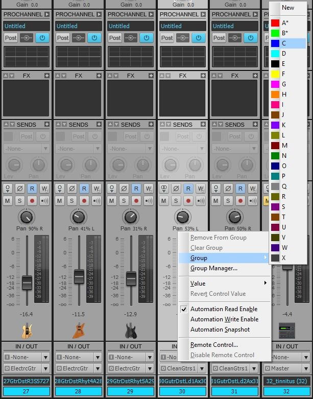Mixdown can be a daunting task for a music producer or audio engineer working in a home recording studio. Here are some recording tips to he...