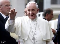 Six month anniversary of Pope Francis' election: We take stock -- MP3