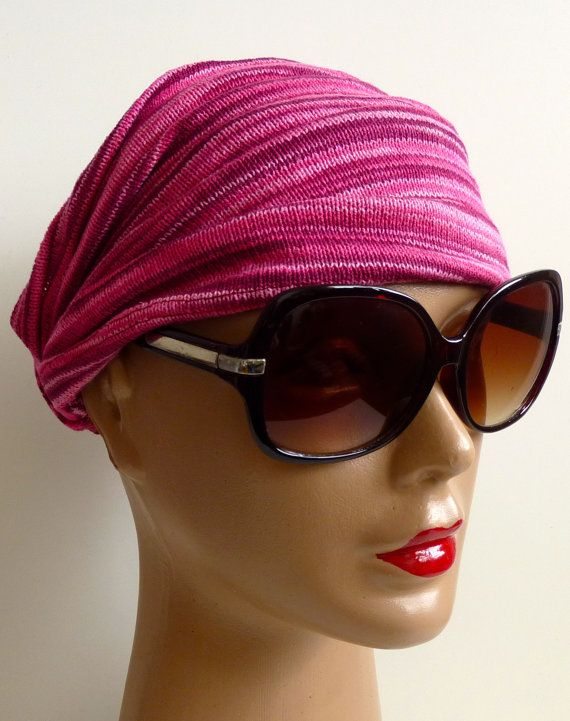 Pink Cotton Bandana for coming summer Pretty by ShawlsandtheCity, $16.00