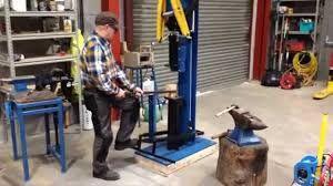 Výsledek obrázku pro how to make a blacksmith power hammer