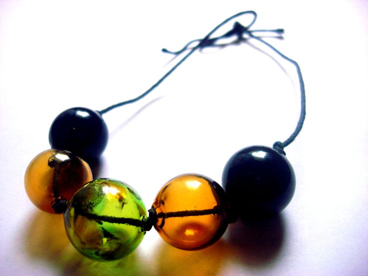 Glass, lampwork, glassblower