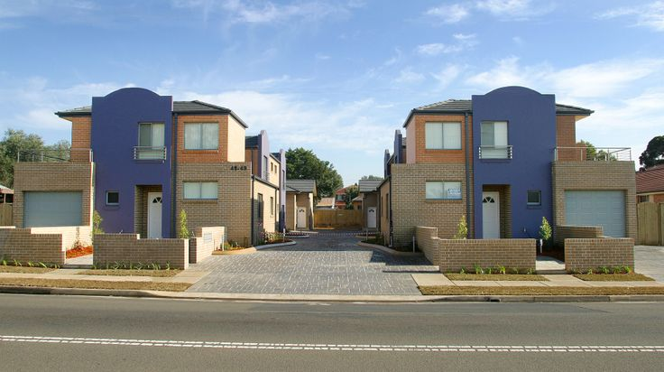 Railway Parade Townhouses