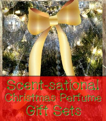 Christmas Perfume Gift Sets. A fantastic trinity of boxed sets to choose from.