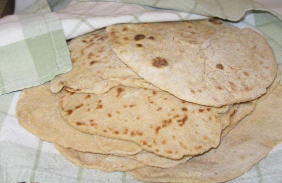 tortilla homemade