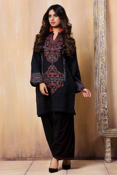 Kayseria Best Winter Dresses Collection 2019,2020 for Women