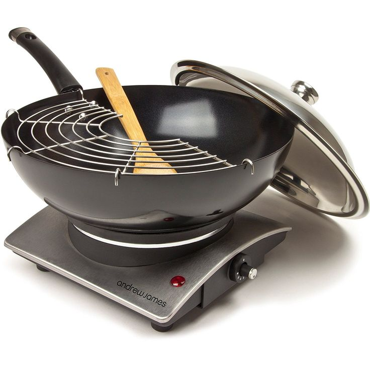 Best Electric Wok Reviews (UK) – Top 5 in 2017In this article we take a look at the best electric woks available in the UK market. Primarily woks are used fora whole range of Chinese cooking methods. Most people use them for making great tasting stir fries. They can however also be used for deep [ ] The post Electric Wok Reviews appeared first on Love Your Kitchen.
