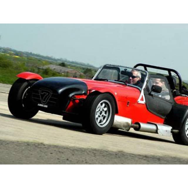 Drive A Vintage Sports Car - Experience Days