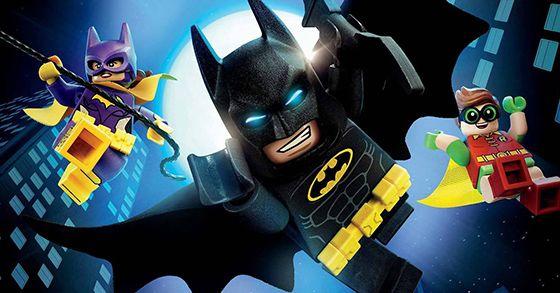 LEGO BATMAN: IL FILM nuovo poster del film animato sul supereroe a mattoncini di Gotham