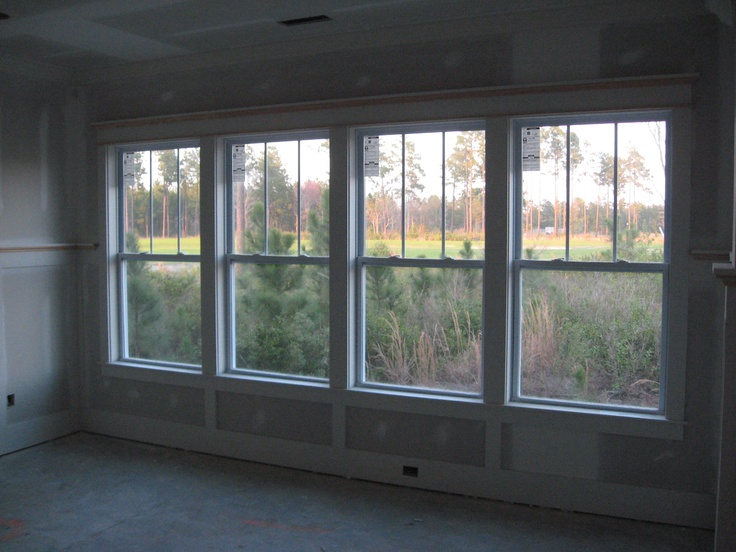 Dining Room Windows 4 Ranch House Exterior House