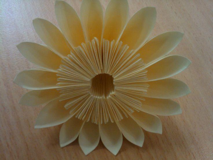 New 391 origami flower sticky note origami flower origami no1 no flower origami de sticky 1 note origami mightylinksfo