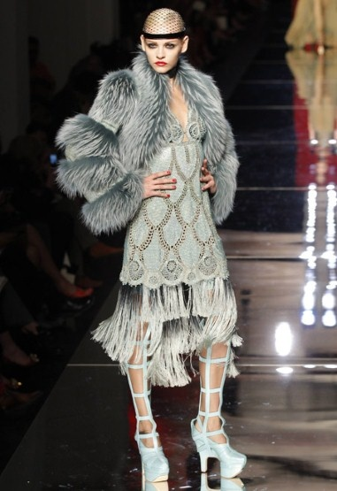 In pictures, Haute couture and Paris on Pinterest