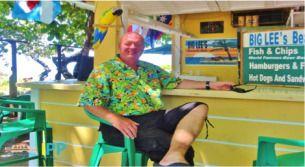 Big Lee: Puerto Plata's Most Loved Expat and Restaurateur  #insidepuertoplata #dominicanrepublic #puertoplata