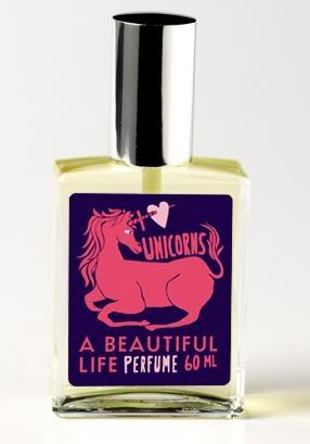 I Heart Unicorns and Mermaid's Kiss Perfumes