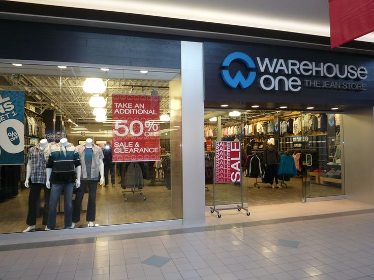Now Open! Welcome to Warehouse One - Grand Opening February 25, 2015