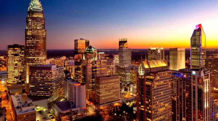 Charlotte City Center - information about everything uptown. The arts, restaurants, shopping. It's fabulous!