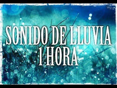 Sonido y Vídeo de LLUVIA Fuerte - YouTube