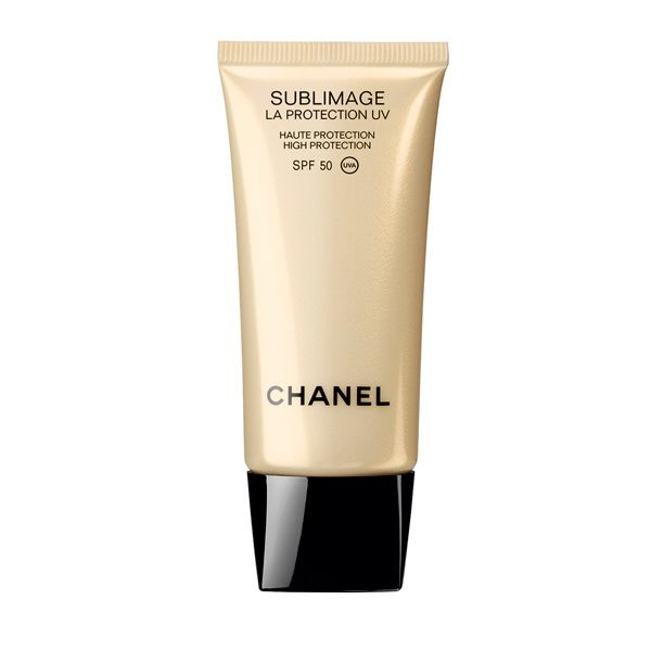 Защитный крем для лица Шанель - Chanel Sublimage La Protection UV SPF 50