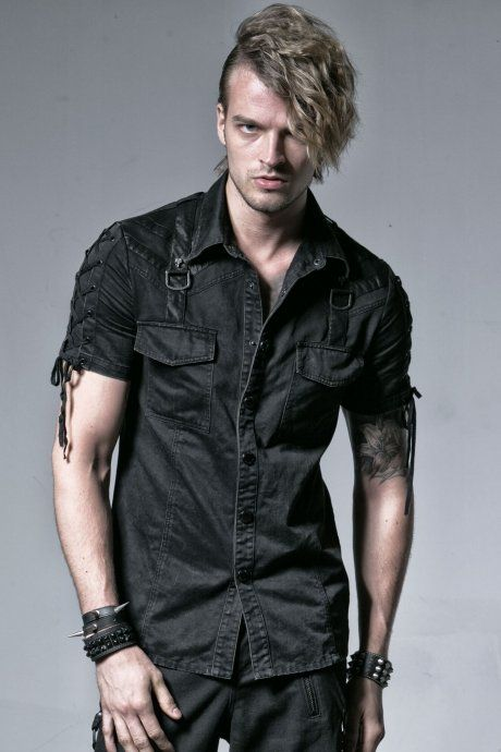20 best mens gothic clothing images on pinterest