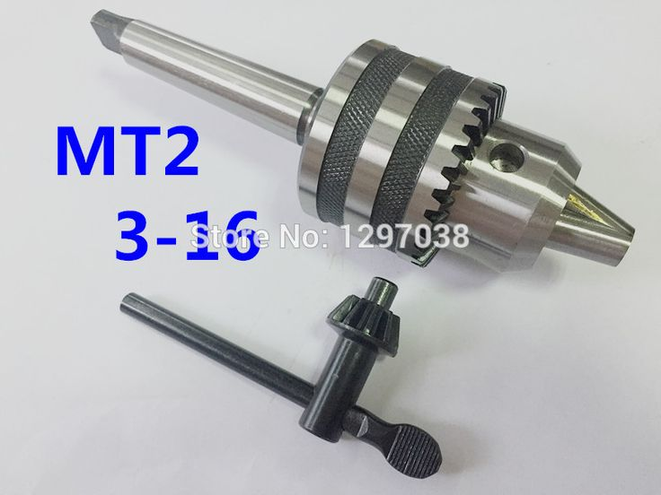 Sale 1PCS Spanner locking drill chuck (3-16)B18 and 1pcs MT2 3-16mm Connecting rod combination , lathe, machining cente #1PCS #Spanner #locking #drill #chuck #(3-16)B18 #1pcs #3-16mm #Connecting #combination #lathe #machining #cente
