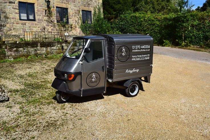 Hire a Prosecco van for all your party needs. Wedding's and all special occasions catered for.
