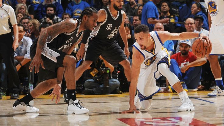 Spurs pegged as huge underdogs vs. Warriors #FansnStars