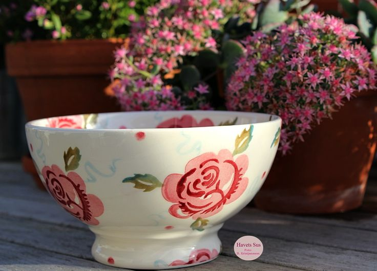 Emma Bridgewater Rose & bee Havets Sus