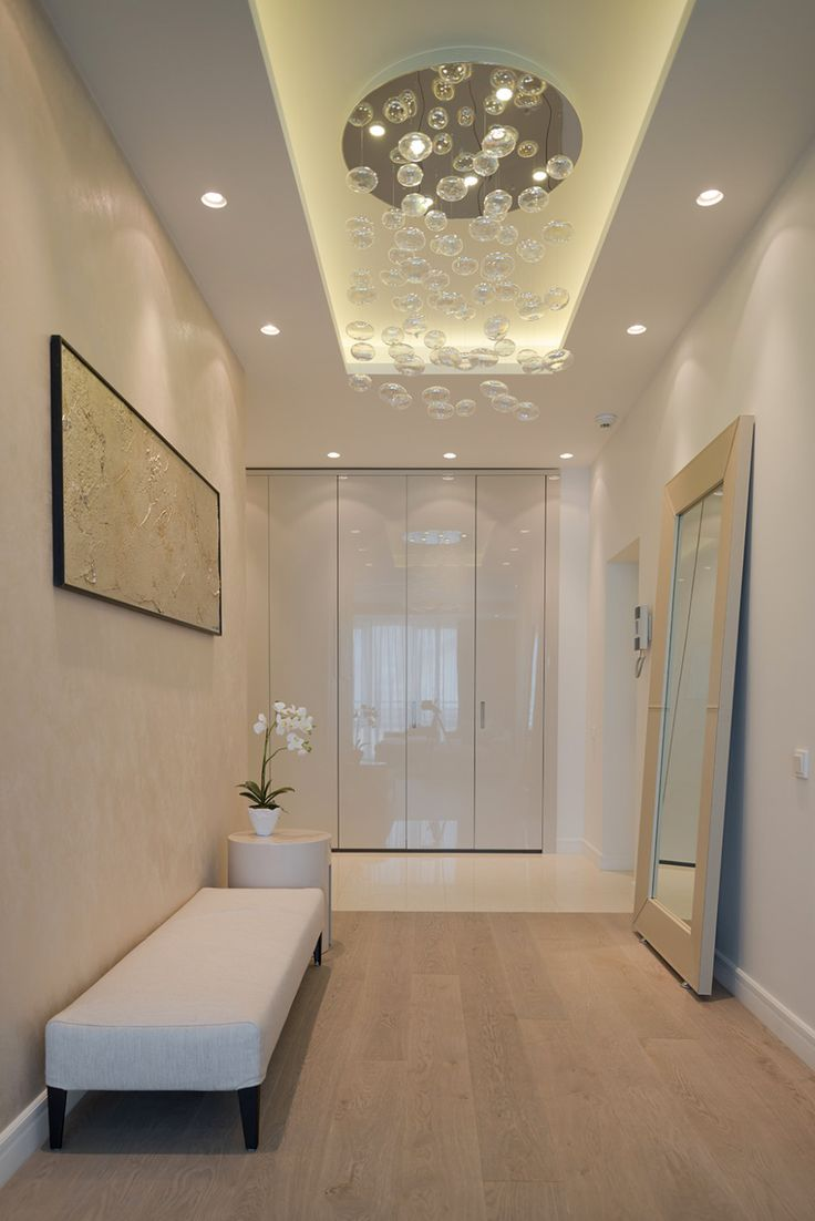 Apartamento pequeno de cores neutras « Apartamento « Arquitetura + Interiores