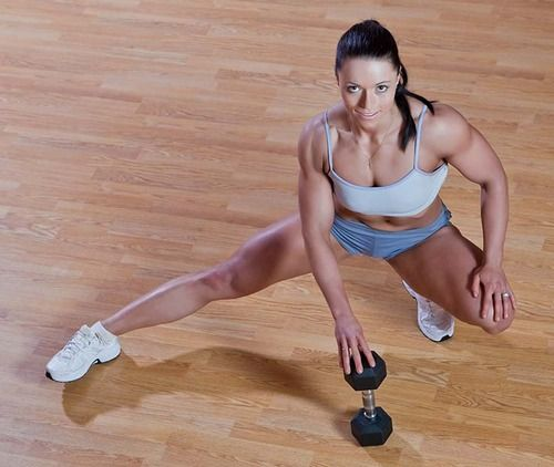 5 moves for toned inner thigh.