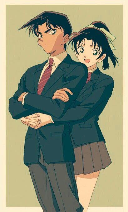 Heiji & Kazuha - Meitantei Conan