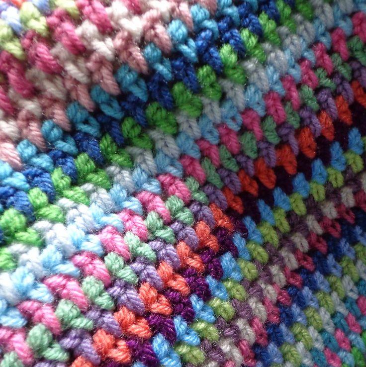 8 best Crochet - Stitch Linen images on Pinterest | Blankets ...