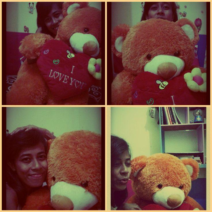 i'm happy with u ♥keliting♥