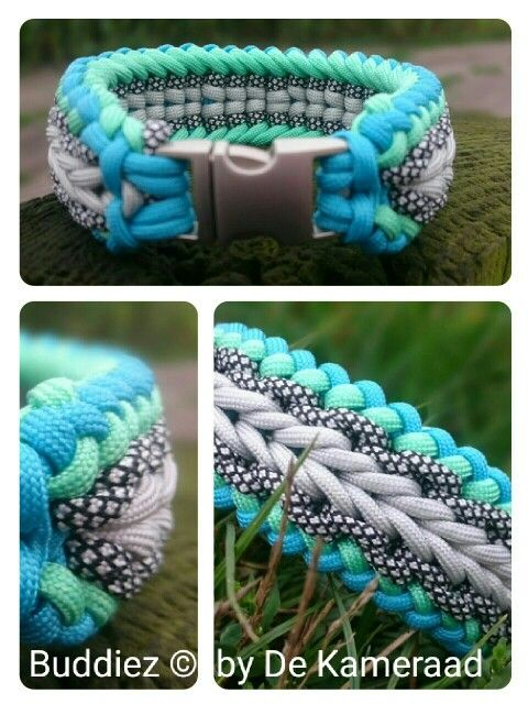 Halsband paracord endless falls/ chain                                                                                                                                                     Mehr