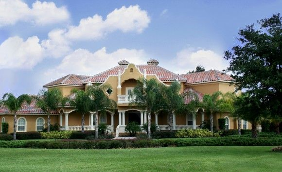Luxury homes in orlando florida luxury home in florida for House builders in florida