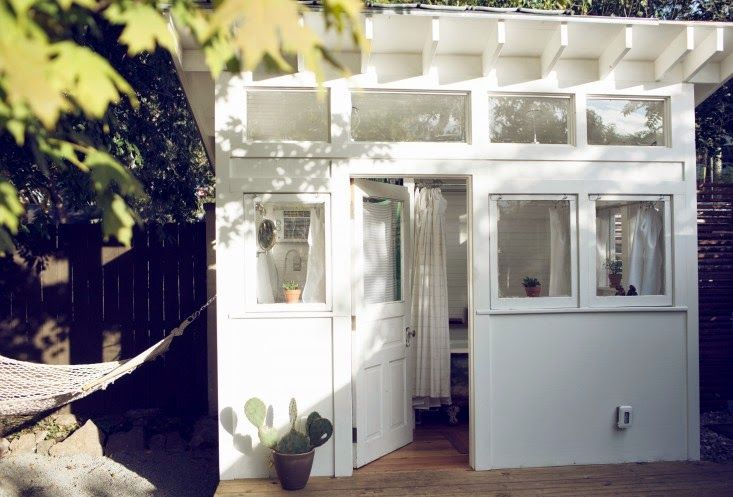 Simple summer house (From My Scandinavian home)
