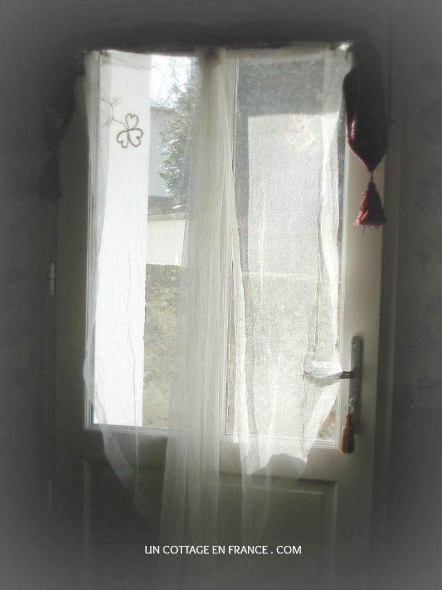 1000 id es sur le th me rideaux rustiques sur pinterest rideaux en toile de jute rideaux. Black Bedroom Furniture Sets. Home Design Ideas
