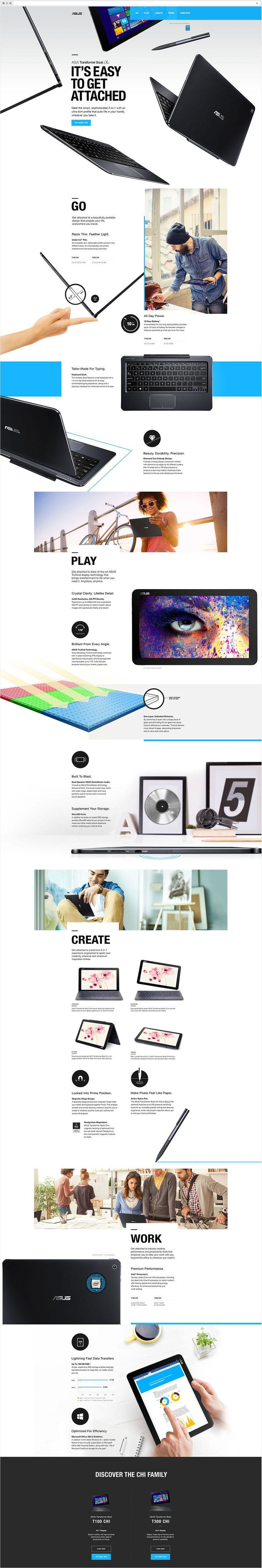 ASUS Transformer Book Chi: Crafting an Engaging Story