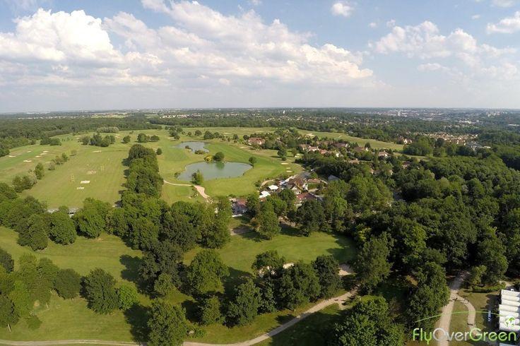 Golf d'Etiolles Country Club, Essonne, Île-de-France, France