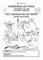 31 pagina's met lesideeën voor muziek, spel en beweging, taal/lezen en andere vakken.