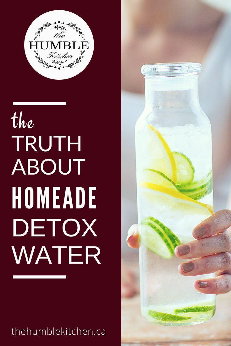 Der Trend zur Entgiftung des Wassers hat zugenommen, aber einige Fr … – #a …   – detox toxins