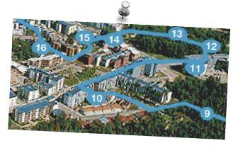 Espoon kotikaupunkipolut: Leppävaara