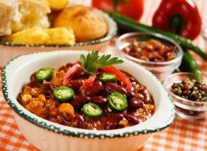 Chili con carne- For de vilde