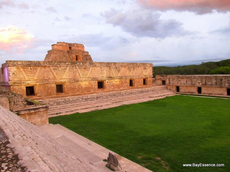 Uxmal | Yucatan Peninsula: Exploring Ancient Mayan Sites | www.bayessence.com