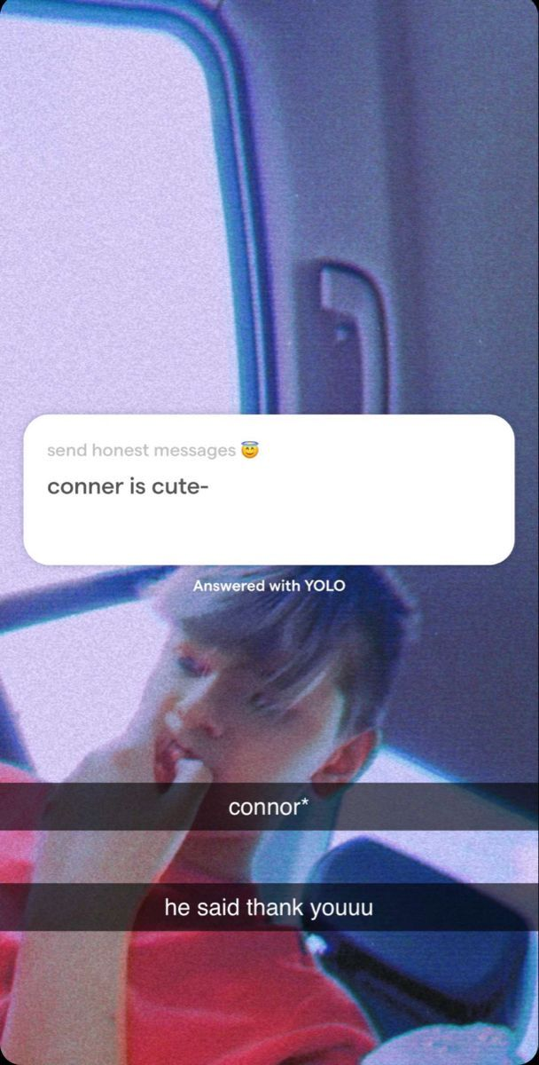 Ouu Connor Kinda Cute Zoe Baby Pink Aesthetic Messages