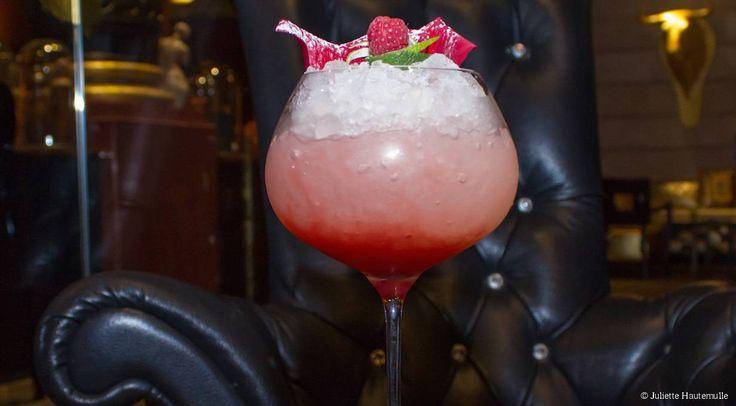 Le Blush Me Up, un cocktail sans alcool du LolaBar