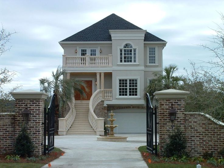 590 best images about house ideas on pinterest house for Custom estate home plans