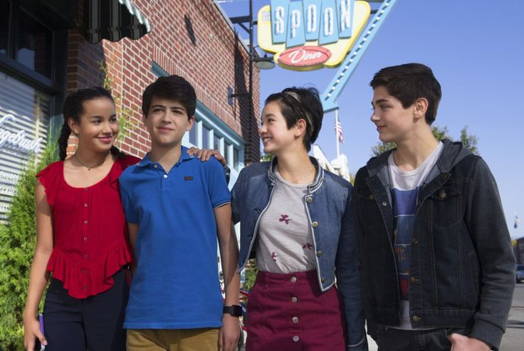 One Million Moms Enraged at Disney Channel for Introducing a Gay Kid to Popular Series 'Andi Mack' #entertainment