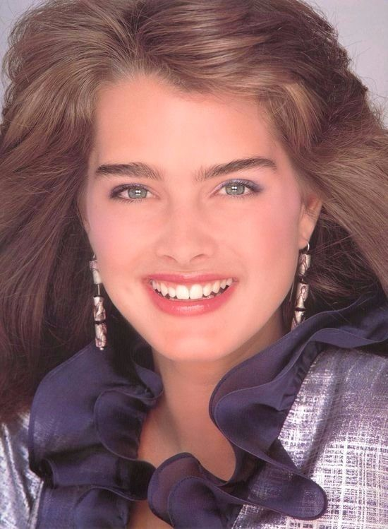 Have faith in your own thoughts. -Brooke Shields