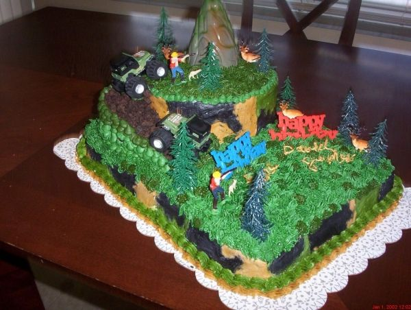 12 best Grandpas Birthday Cake images on Pinterest Birthday